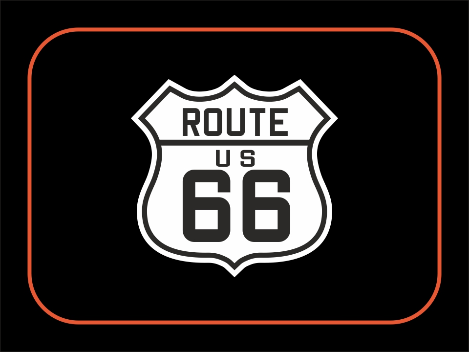 but Route66 off